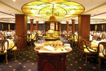 Grand Rose Nile Cruise Resturant